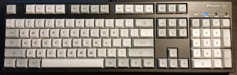My custom keyboard